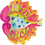 Hippie shop Λογότυπο